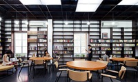 Special library for book lovers in Hanoi