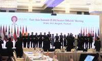 Focus of ASEAN SOM meeting