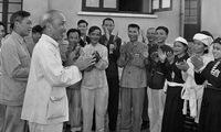 Exhibition puts spotlight on President Ho Chi Minh's testament