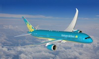 Vietnam Airlines receives first Boeing 787 - 10 Dreamliner
