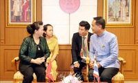 National Assembly Chairwoman visits Udon Thani