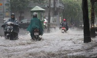 Complicated weather condition in different provinces