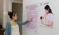 Two hospitals receive centers of excellence for breastfeeding title