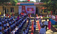 Mountainous districts in Quang Tri welcome new school year