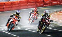 National motor racing championship held in Can Tho province