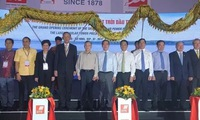Vietnam's largest solar farm inaugurated in Tay Ninh province