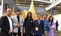 Vietnamese handicrafts introduced in London