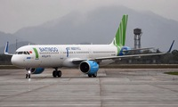 Bamboo Airways kicks off first commercial flight from Ho Chi Minh City to Hanoi