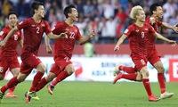 Prime Minister praises Vietnamese team after victory over Jordan