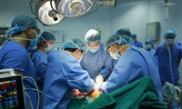 Success of first Vietnamese dual liver transplant operation