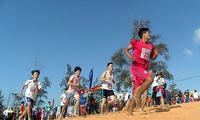 Competition held in Mui Ne's sand dunes to welcome New Year