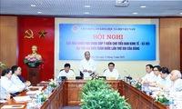 Socio-economic experts contribute ideas to prepare for 13th National Party Congress