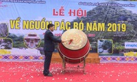 Pac Bo festival opens in Cao Bang province