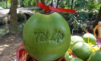 Unique fruits for Lunar New Year