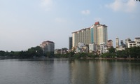 Real estate projects transform the West side of Hanoi