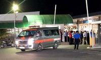 Bodies of 3 Vietnamese killed in Egypt bomb blast brought home