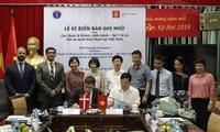 Denmark helps Việt Nam train health human resource