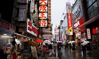 Japanese economy recovers after natural disasters