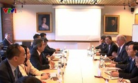 Party Delegation in US to seek stronger partnership