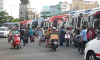 Transport sector must meet high demand during Tet