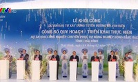 Thai Binh province inaugurates major projects
