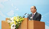 Prime Minister sets forth solutions for international integration