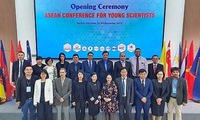 ASEAN Conference for Young Scientists opens in Vietnam