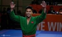 Kurash fighters blast a poker of gold medals for Vietnam