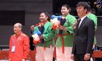 SEA Games Day 2: Kurash a goldmine for Vietnam