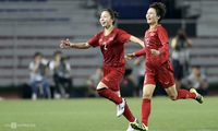 Vietnam edge past Thailand to defend SEA Games women's football title