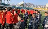 Vietnam U23s to play friendly with Bahrain ahead of AFC campaign