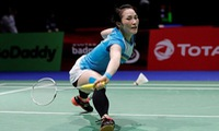 Vu Thi Trang outplays top seed to win US int'l badminton tournament