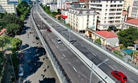 Hanoi's elevated belt road No.2 open to traffic