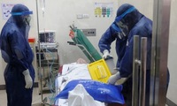 Coronavirus prevention drill held at Hue Central Hospital