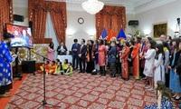 Overseas Vietnamese celebrate traditional New Year