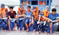 Command from the heart of Vietnamese coast guards