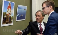 "Photo exhibition ""Vietnam: Country and People"" held in Russia"