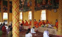 Khmer people in Soc Trang celebrate Chol Chnam Thmay