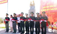 Monument of Uncle Ho and border guard inaugurated in Thua Thien-Hue