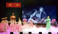 130th anniversary of Uncle Ho's birthday marked in Ho Chi Minh City