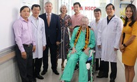 US CDC congratulates Cho Ray Hospital for successful treatment of Patient 91