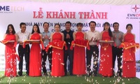 Largest rooftop solar power system in Quang Binh put into operation