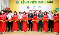 Bach Mai Hospital launches remote medical examination and treatment centre