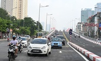 Hanoi inaugurates new flyover to ease traffic congestion