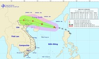 Higos: Tropical depression strengthens into year's fourth storm to hit Vietnam