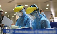 Regulations on COVID-19 testing changed for people exiting Vietnam