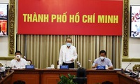 Ho Chi Minh City urged to make concentrated efforts as cases continue to rise