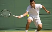 Đôi Lý Hoàng Nam vào chung kết Wimbledon trẻ 2015