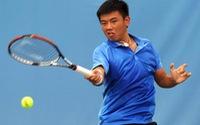 Thua sao trẻ Nhật Bản, Lý Hoàng Nam giành HCB tại Chang ITF 2015