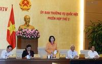 Kỳ họp thứ hai, Quốc hội khóa XIV dự kiến thông qua bốn dự án luật